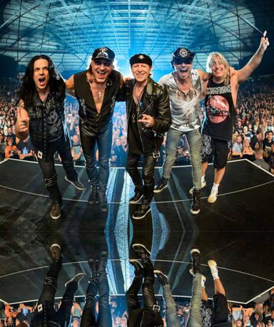 ¿Por qué Scorpions anunció su retirada y nunca se fueron?