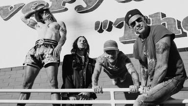 Red Hot Chili Peppers anuncian dos conciertos en España: estarán en Sevilla y Barcelona