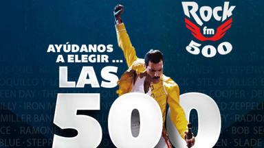 RockFM 500 Votación