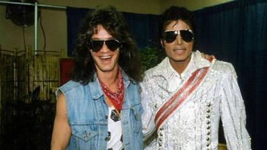 """¿Quién hizo todo """"el trabajo sucio"""" en las grabaciones del """"Beat It"""" de Michael Jackson?"""