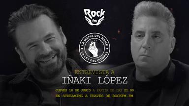 La Mafia del Baile: no te pierdas la charla entre Iñaki López y Loquillo en vídeo y sin cortes a las 21:00h