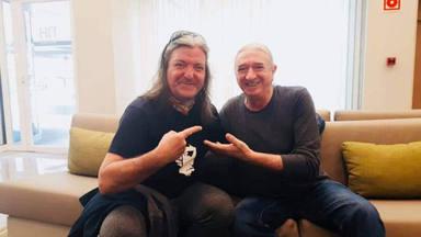 Rosendo volverá al estudio de grabación para rendir homenaje a Boni (Barricada) en un emocionante disco