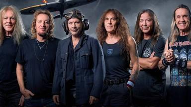 """""""Belshazzar's Feast"""", la """"promoción"""" del nuevo disco de Iron Maiden, fue """"un arreglo de última hora"""""""