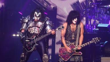 Kiss: disfruta en alta calidad de su último concierto repleto de clásicos en Altantic City