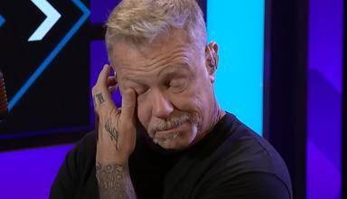 Las emocionantes palabras de Elton John que han hecho llorar de emoción a James Hetfield (Metallica)