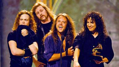 El Grammy que Metallica se merecía y que les robó Jethro Tull