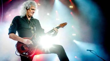 Brian May (Queen) desvela la enfermedad que podría haberle provocado sus problemas de salud