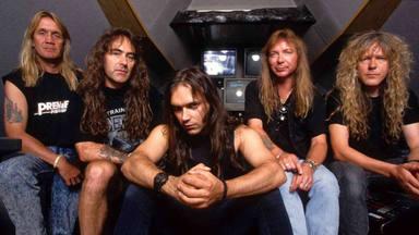 """Blaze Bayley a Steve Harris en la peor etapa de Iron Maiden: """"Compones para los fans, no para los periodistas"""""""
