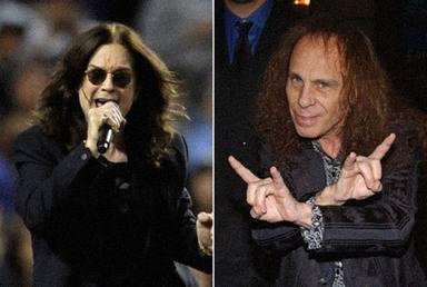 La viuda de Ronnie Dio desmiente la rivalidad entre su ex marido y Osbourne