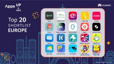 CADENA 100, elegida por Huawei entre las 20 mejores apps de Europa: ¡vótanos para que sea la ganadora!