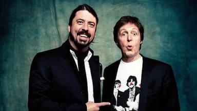 Dave Grohl (Foo Fighters) recuerda el día que Paul McCartney enseñó a tocar el piano a su hija