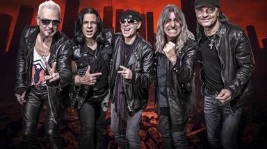 ¿Qué pasa con el nuevo disco de Scorpions?
