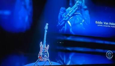 """La comunidad rockera, furiosa con el pobre homenaje a Eddie Van Halen en los Grammys: """"Estoy asqueado"""""""