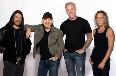 """Metallica saca """"The Metallica Podcast"""" para hablar del 'The Black Album'"""