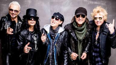 Scorpions te deja pasar a su estudio para que escuches su nueva canción