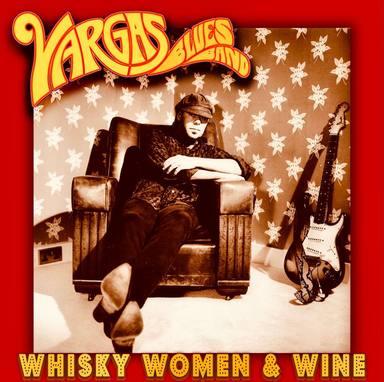 Whisky, Women & Wine lo nuevo de Vargas Blues Band en exclusiva esta noche en RockFM Motel