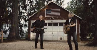 """John Mellencamp y Bruce Springsteen marcan un hito al unirse por primera vez para crear """"Wasted Days"""""""