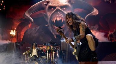 'Iron Maiden' cabeza de cartel para el próximo 'Rock in Rio 2021'