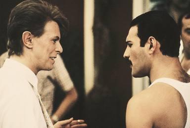 Queen y David Bowie pudieron grabar juntos versiones de Cream
