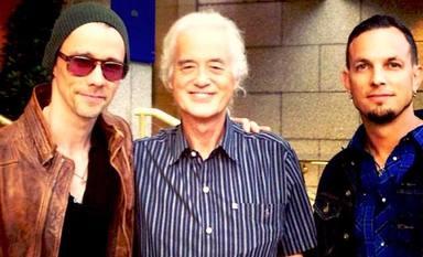 """Myles Kennedy (Alter Bridge, Slash) recuerda su """"fallida"""" audición para formar parte de Led Zeppelin en 2008"""