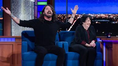 ¿Cómo son, en realidad, las madres de los grandes rockeros? Dave Grohl (Foo Fighters) tiene la respuesta