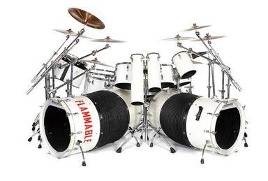 ¿Cuánto pagarías por la batería de Alex Van Halen?