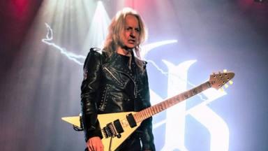 "K.K. Downing vuelve a cargar contra Judas Priest: ""No tuve suficiente protagonismo como guitarrista principal"""