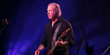 """El asombro de los miembros de 'Metallica' tras la recaída de James Hetfield en las drogas: """"No lo vimos venir"""""""