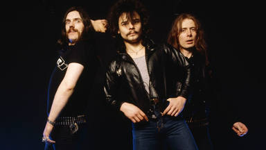 Esta grabación inédita de Motörhead probando sonido te dejará los pelos de punta
