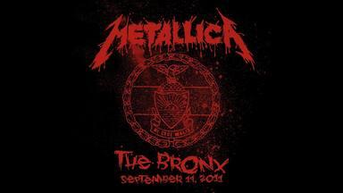 La brutal actuación de 'Metallica' en Nueva York