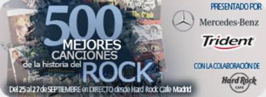 ROCKFM 500: Tercera Edición