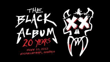 """El 'Black Album' de Metallica suena completo y """"del revés"""" en su último concierto completo"""