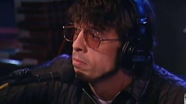 """Dave Grohl (Foo Fighters) y la historia de su entrevista más tensa: """"Creo que tú canción habla sobre Kurt"""""""