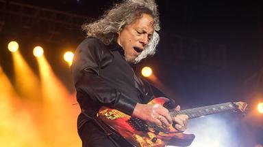 """Kirk Hammett (Metallica): """"James y Lars ni siquiera recuerdan cómo nos conocimos"""""""