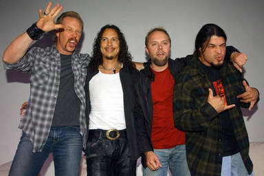 Lo que Metallica no quería que supieras sobre 'Some Kind of Monster' (2004)