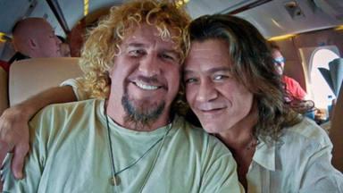 """Sammy Hagar explica cómo descubrió que Eddie Van Halen se moría: """"Me rompió el corazón"""""""