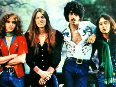 Thin Lizzy, con Phil Lynott al frente, una banda de rock única en su especie