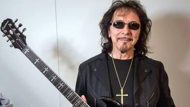 """Tony Iommi (Black Sabbath) """"es un fósil"""" de 469 millones de años"""