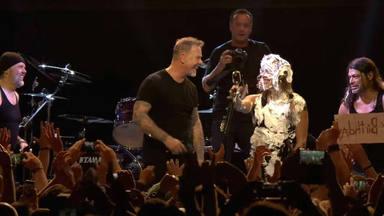 Metallica: ya puedes ver uno de los concierto más íntimos de la historia de la banda