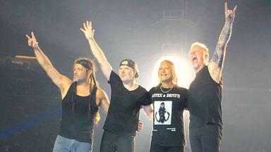 """La emocionante despedida de Metallica a Ennio Morricone: """"Gracias por calentar el ambiente desde 1983"""""""