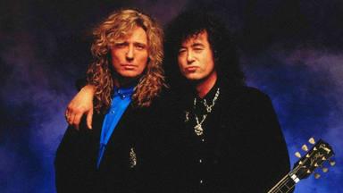 "David Coverdale (Whitesnake) y Jimmy Page (Led Zeppelin) ""probablemente"" publicarán nueva música"