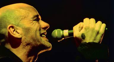 """Michael Stipe (R.E.M.) y su homenaje """"de seis patas"""" a su difunto mejor amigo"""