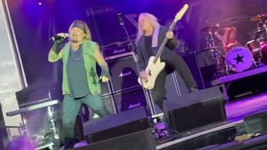 "Vince Neil (Mötley Crüe) criticado tras volver a los escenarios: ""Le sería imposible hacer 'The Stadium Tour'"""