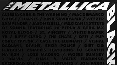 'The Metallica Blacklist': adelanto de las versiones del 'Black Album' con Miley Cyrus, J Balvin o Juanes