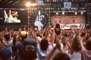 Live Aid 1