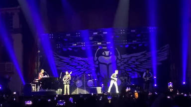 VÍDEO: Journey regresa a los escenarios después de más de 1 año y medio sin tocar
