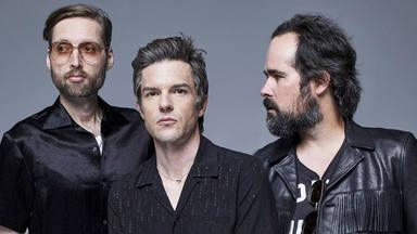"""The Killers: """"El otro mes estuvimos trasteando en el escenario y me pareció que había rock n'roll"""""""
