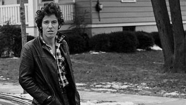 Imagen de la portada del libro de Bruce Springsteen