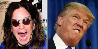 """Ozzy Osbourne vuelve a la carga contra Donald Trump: """"Si el Presidente dice algo, yo hago lo contrario"""""""