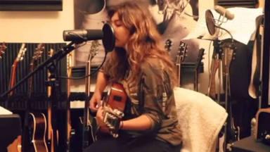 """La hija de Chris Cornell hace un increíble versión del """"Hunger Strike"""" de Temple of the Dog"""